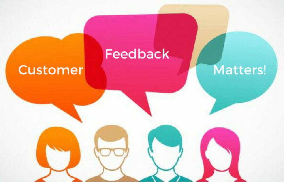 5 Reasons Why Customer Feedback Matters